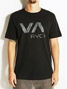 RVCA Wooden T-Shirt