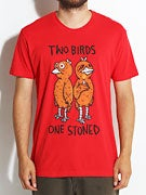 Roger Two Birds T-Shirt