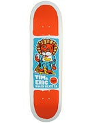 Roger Tim and Eric Pizza Delivery Deck 8.5 x 32.25