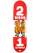 Roger Two Birds Deck 8.325 x 32.25