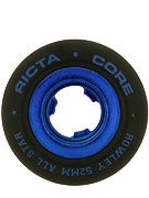 Ricta Rowley Black All Star Chrome Core Wheel Blue