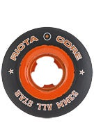 Ricta Chrome Core Black/Orange Wheels