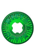 Ricta Optix Clear Green Wheels
