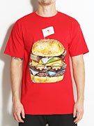 Rook King Burger T-Shirt