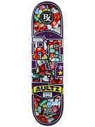 Real Aultz Overdose LowPro 2 Deck 8.125 x 32