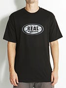 Real Camo Oval T-Shirt
