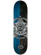 Real Wair Ishod The Sheriff Deck  8.3 x 31.87