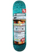 Real Brock Prescription Strength Deck 8.25 x 32