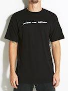Real Listen Don't Listen T-Shirt