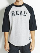 Real Roll On Deck 3/4 Sleeve T-Shirt