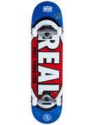Real Oval Tones Mini Complete 7.5 x 28.75