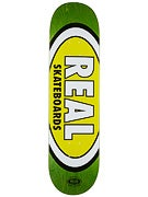 Real Team Edition Oval 2 LG Deck  8.25 x 32