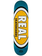 Real Team Edition Oval 2 XL Deck  8.5 x 32.18