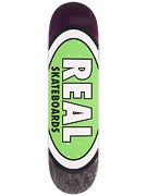 Real Team Oval Fade LG Deck  8.38 x 32.56