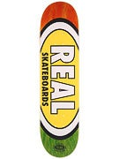 Real Team Oval Fade SM Deck  8.06 x 32