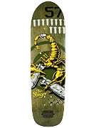 Real Wrecking Crew Stinger Deck  8.8 x 32.5