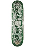 Real Wair In Skateboarding We Trust Deck  8.25 x 32
