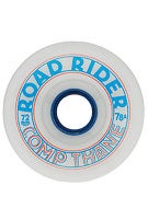 Road Rider Comp Thane 78a Wheels  White