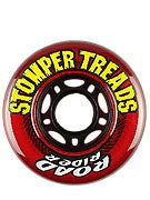 Road Rider Stomper Treads Wheels  Red
