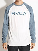 RVCA Big RVCA 3/4 Sleeve Raglan