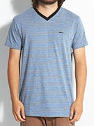 RVCA Grain Knit V-Neck Shirt