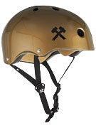 S-One Lifer CPSC Helmet  Metallic Gold