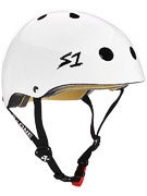 S-One The Kid CPSC Helmet  White