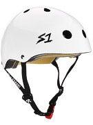S-One Mini Lifer Kids CPSC Helmet  White