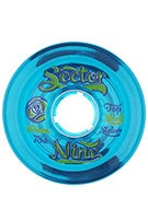 Sector 9 Top Shelf 69mm Blue Wheels
