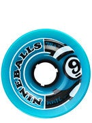 Sector 9 Nineballs 74mm Blue Wheels