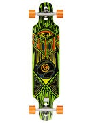 Sector 9 Seeker Platinum Green Complete  9.1x39