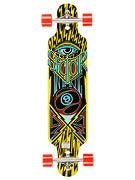 Sector 9 Seeker Platinum Yellow Complete  9.1x39