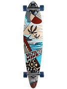 Sector 9 Island Time Red Complete  9.125 x 40