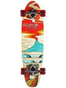 Sector 9 Lava Flow Red Complete 8.25 x 31.5