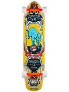 Sector 9 Mini Daisy Platinum Ylw Complete  9.125 x 37.5