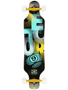 Sector 9 Mini Shaka Platinum Blue Complete  9.75x40.25