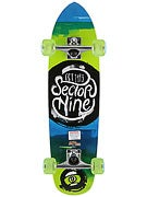 Sector 9 Nugget Mini Green Complete  8.0 x 30.5