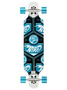 Sector 9 Seeker 37 Platinum Blue Complete  8.7x37