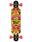 Sector 9 Seeker 37 Platinum Red Complete  8.7x37