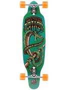 Sector 9 Striker Sidewinder Green Complete  9.5 x 36.5