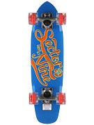 Sector 9 The Steady Blue w/LED Wheels Comp  6.75x25
