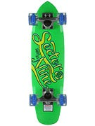 Sector 9 The Steady Green w/LED Wheels Comp  6.75x25