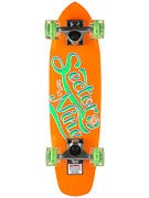 Sector 9 The Steady Orange w/LED Wheels Comp  6.75x25