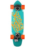 Sector 9 The Steady Mini Teal Complete  6.75x25