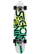Sector 9 The Wedge White Complete  7.25 x 31.3