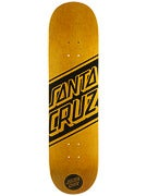 Santa Cruz Black Strip Deck  8.3 x 32.2