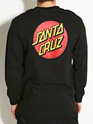 Santa Cruz Classic Dot Longsleeve T-Shirt