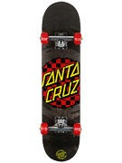 Santa Cruz Check Dot Mini Complete  7.25 x 29.9