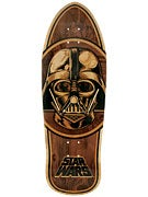 Santa Cruz x Star Wars Vader Inlay Deck  10.35 x 31