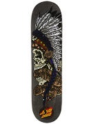 Santa Cruz Headdress Deck  8.0 x 31.6